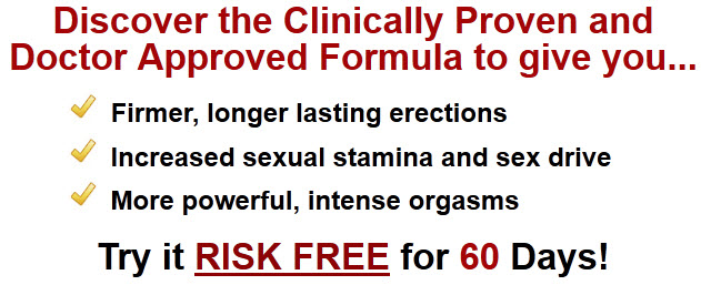 Doctor Approved erection pills